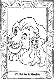 Small Picture Lion King Coloring Pages Page 2 of 3 Got Coloring Pages