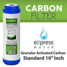 Activated Carbon Water Filter Ebay