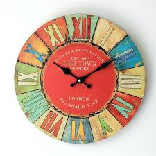 large office wall clocks. Office Clocks For Sale Best New Large Wooden Wall Clock Round Vintage Colourful Creative Wood C