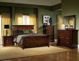 traditional bedroom set solid cherry bedroom furniture awesome dark cherry wood bedroom sets