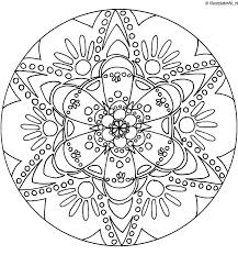 Mandala Kleurplaten Downloaden Gratis Kerst 2018