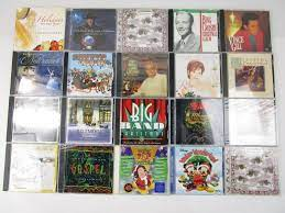Christmas CDs Reba Crosby Brooks Biltmore Disney - shopgoodwill.com