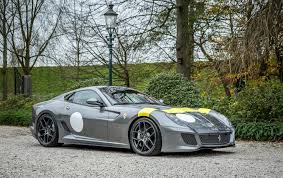 Full shoot of this beast will be taking place soon, so stay tuned! Four Ferrari 599 Gtos For Sale In The Netherlands Carscoops
