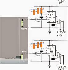 single phase submersible pump starter wiring diagram borewell motor pump starter controller circuit in single phase submersible wiring diagram