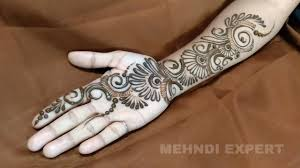 Latest Mehndi Design Arabic 2017 New Modern Style Arabic Mehndi Or Henna Design For All Occasions 2017 Step By Step Tutorial