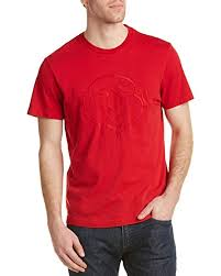 True Religion Plus Size Chart Amazon Com True Religion Mens Buddha Embossed T Shirt