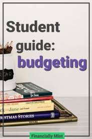 budgeting or personal finance for college students student guide budgeting old fashioned way college finance