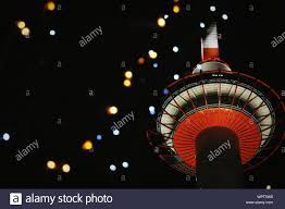 Kyoto Christmas Lights Low Angle View Of Illuminated Christmas Lights By Kyoto