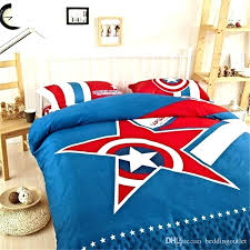 avengers bedding full marvel bed set marvel avengers cotton classical captain bedding set kids bedding