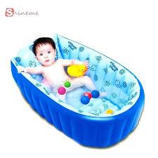 summer bath tub summer infant bathtub with shower 0 3 years inflatable pool anti slippery baby summer bath tub summer infant