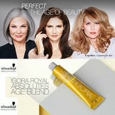 Details About Schwarzkopf Igora Royal Absolutes Age Blends Permanent Hair Colour
