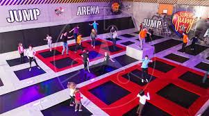 Výsledek obrázku pro jump arena