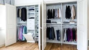 Reach in closet organizers do it yourself Small Full Size Of Reach In Closet Organizers Lowes Diy Design Door Dimensions The Common Can It Home Interior Ideas For 2018 Diy Reach In Closet Organizers Pole Secret Modern Bathrooms