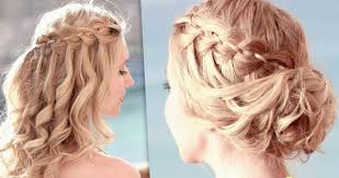 Coiffure Mariage Cheveux Mi Long Mariee Attaches Laches