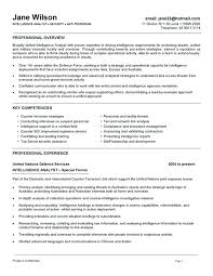 Reserve Officer Sample Resume Beauteous Air Force Resume Air Force Resume Examples Of Resumes Papers