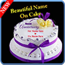 Amazoncom Write Stylish Name On Birthday Cake Appstore For Android