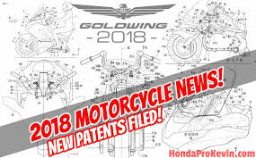 2018 honda goldwing.  2018 2018 honda gold wing review of specs  changes from patents  18u0027  motorcycle news to honda goldwing