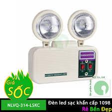 Đèn led sạc khẩn cấp khi cúp điện - cắm trại - NLVQ-314-LSKC