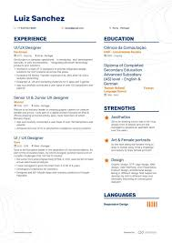 Architectural Designer Resume Job Description Construction Architect Resume Example And Guide For 2019