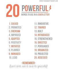 Adjective For Resumes Resume Good Words Describing Yourself Adjectives For Resumes