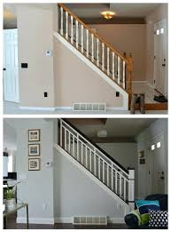 diy pipe handrail stair railing amazing you might want to rethink your rail when see what