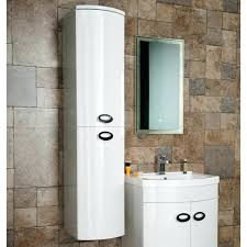 wall mount cabinet bathroom wall mounted tall storage cupboard white gloss wall mount bathroom cabinet white