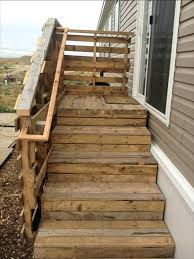 mobile home steps plans pallet wood stair designs stairs mesa az mobile home front porch steps stairs used fiberglass