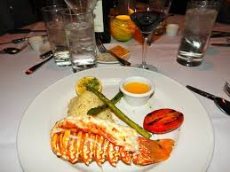 Lobster Tail Was Very Good Picture Of Chart House