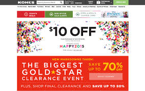 Get Up to 80% Off at Kohl's Clearance Sale | Black Friday Magazine