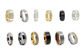 Guide To Buying A Mens Wedding Ring Man Of Many