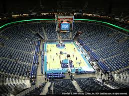 Smoothie King Arena Seating Chart Smoothie King Center View From Upper Level 325 Vivid Seats