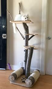 free cat tree plans