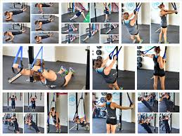 upper body bodyweight moves 10 suspension trainer exercises