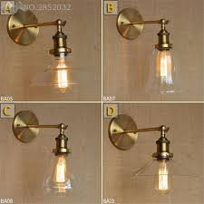 adjustable lighting fixtures. 2018 2017 New Modern Vintage Loft Adjustable Industrial Metal Wall Light Retro Brass Lamp Country Style Sconce Lighting Fixtures From Grege,