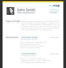 Free Website For Resume Online Resume Website Fiveoutsiders 67