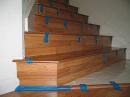 how to install laminate flooring. Laminate Flooring Stairs Installation Wooden Home. View Larger How To Install