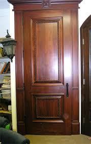 wood interior doors with white trim. Wood Interior Doors Id A Standard Entry Door With White Trim T