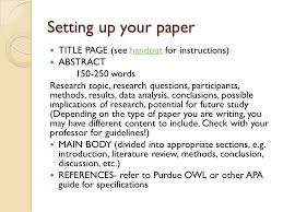 research paper introduction example apa Example of introduction in a research paper Experience HQ Custom