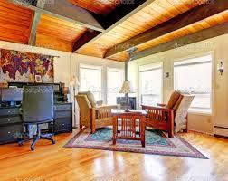 Living Room With Desk Computer Desk Living Room