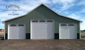 commercial garage doorsDenver Industrial Garage door installation and repair  Denver