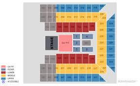 Miranda Lambert Seating Chart Miranda Lambert Royal Farms Arena