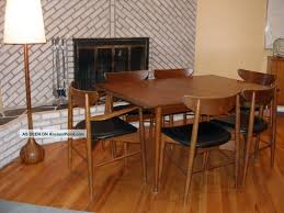 dining room chairs mid century modern. mid century modern dining room table and chairs far-fetched 17 o