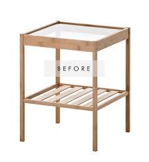 Ikea Hack Nightstand Ikea Bedside Table Hack