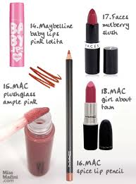 maybelline mac and faces