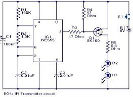 832 best free electronics circuits images on pinterest guitar Preemption Wiring Diagram irtransmitter circuit is an electronic traffic preemption device it is use Light Switch Wiring Diagram