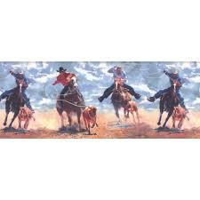 rodeo wallpaper border on wallpapersafari