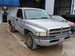 1B7HC16X81S785541   2001 SILVER DODGE RAM 1500 on Sale in TX ...