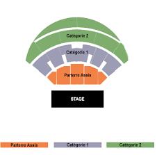Palais Theatre Seating Chart Pascal Obispo Onlineticketshop