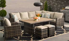 patio furniture small spaces. How To Choose Patio Furniture For Small Spaces Overstock.com