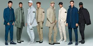 <b>Stone Island</b> Outerwear Spring Summer_'020 | Official Store